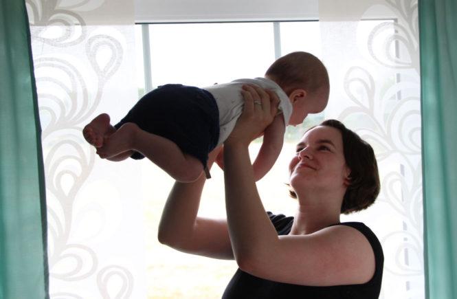 Baby-Entwicklung: Der Lütte ist 4 Monate