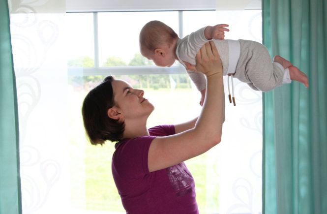 Baby-Entwicklung: Der Lütte ist 5 Monate