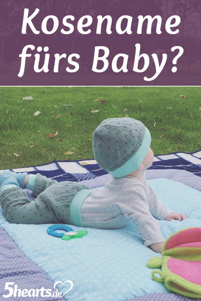 Arbeitstitel und Kosename fürs Baby