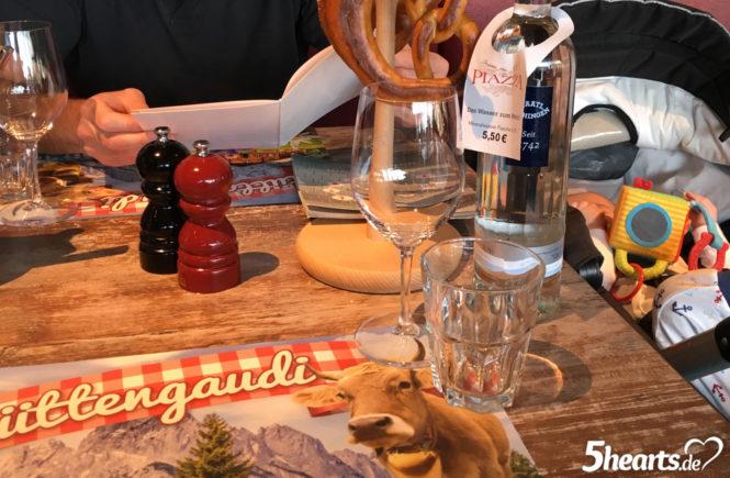 Urlaub mit Baby - im Hotel an der Oststee - Essen im a-ja Resort Grömitz